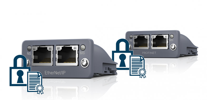 Anybus CompactCom enables secure industrial IoT communication for devices