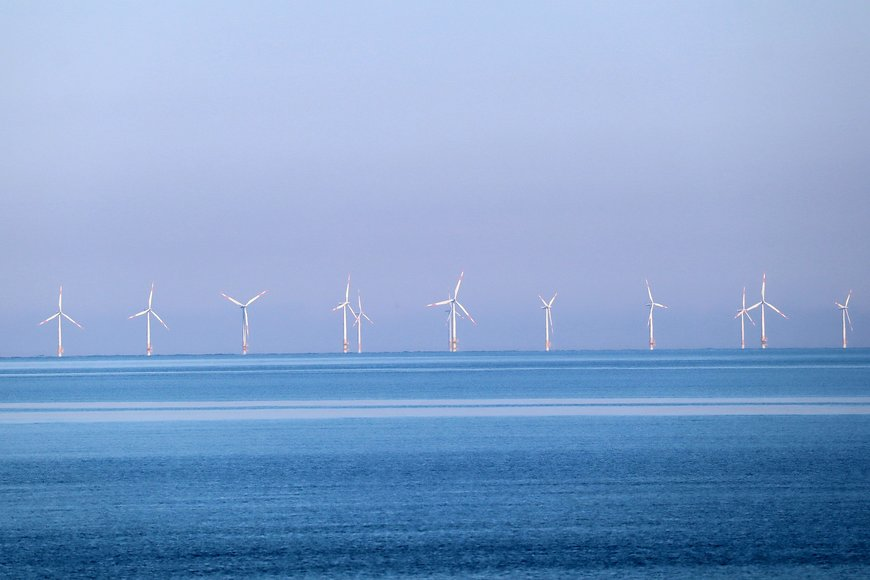 Accurate synchronisation for offshore wind
