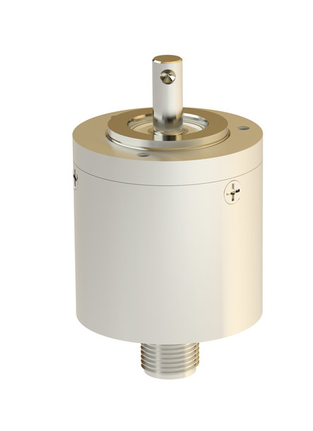 Safety encoder with ultra-compact dimensions