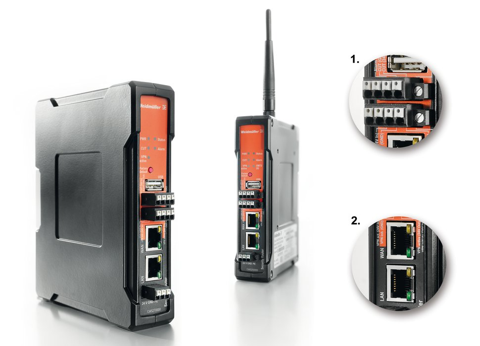 Gigabit Security Router