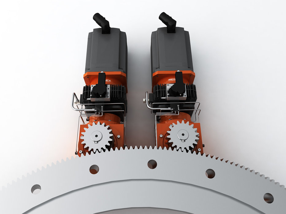 Enhanced Turning-milling table drive solutions